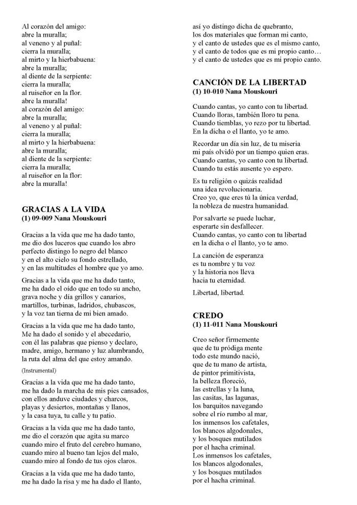 LA SOLIDARIDAD... Nº 8 Letras de canciones..._Página_10