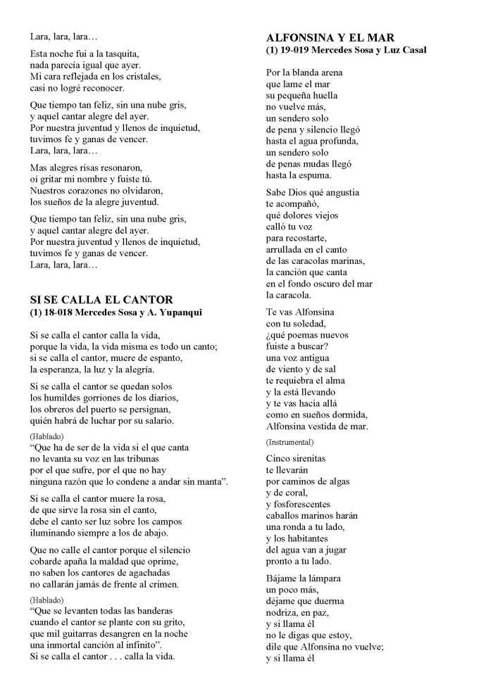 LA SOLIDARIDAD... Nº 8 Letras de canciones..._Página_14