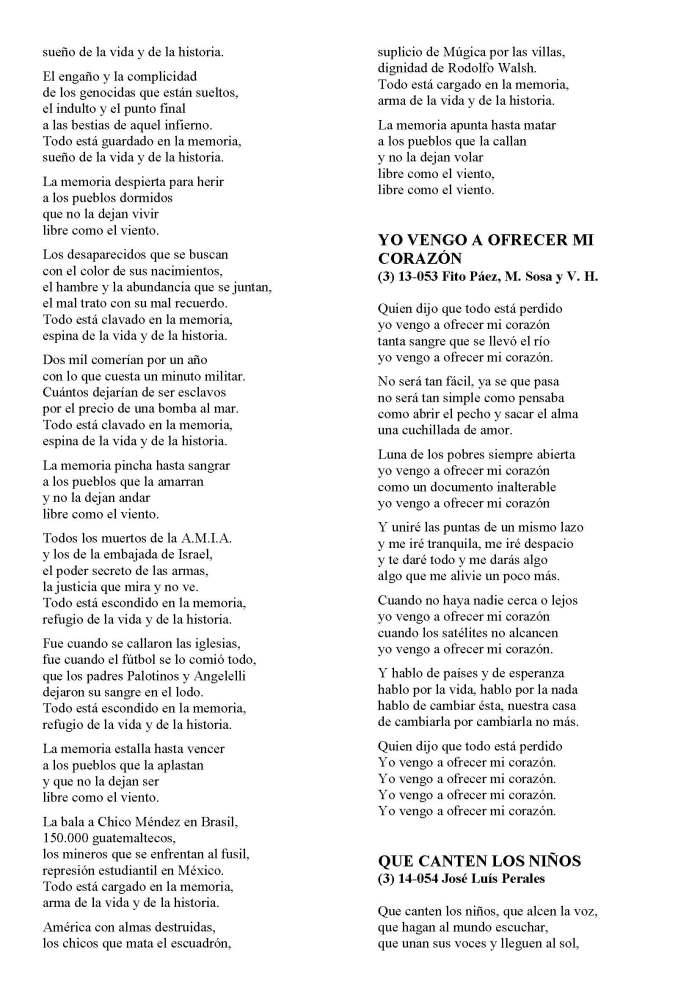 LA SOLIDARIDAD... Nº 8 Letras de canciones..._Página_28