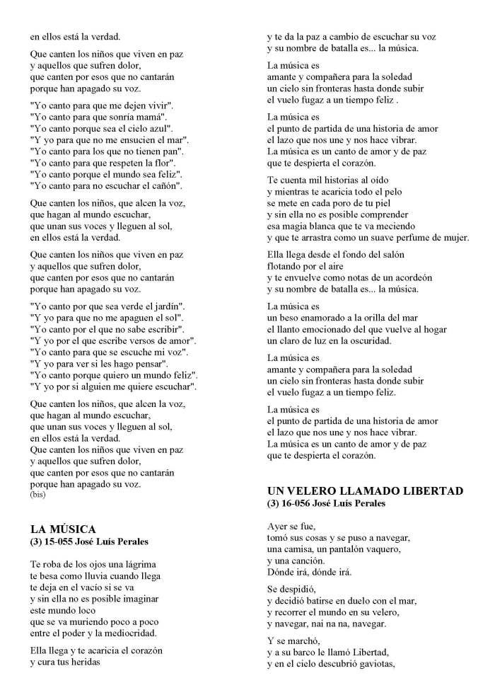 LA SOLIDARIDAD... Nº 8 Letras de canciones..._Página_29