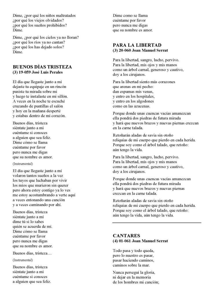 LA SOLIDARIDAD... Nº 8 Letras de canciones..._Página_31