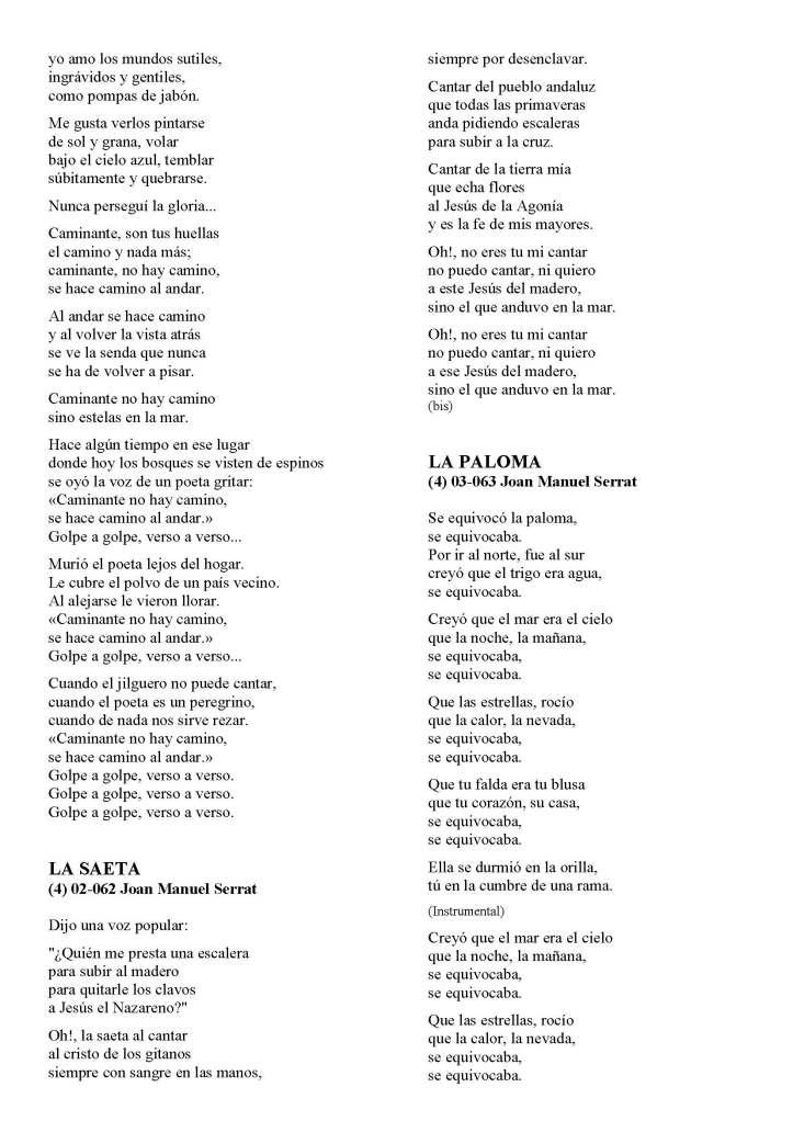 LA SOLIDARIDAD... Nº 8 Letras de canciones..._Página_32