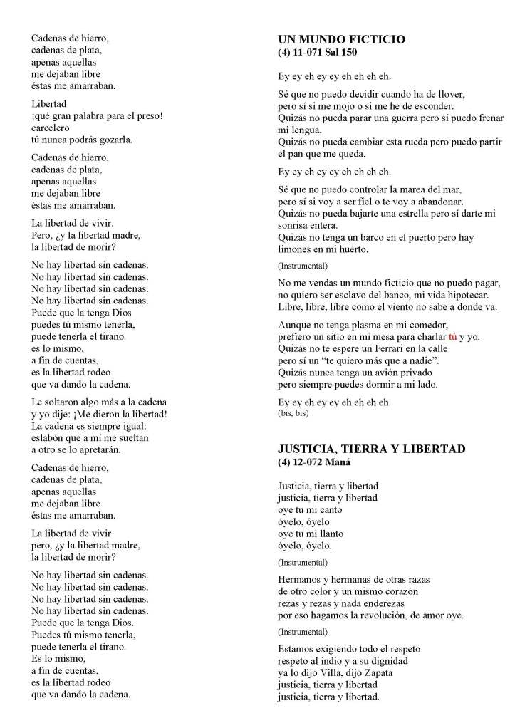 LA SOLIDARIDAD... Nº 8 Letras de canciones..._Página_35