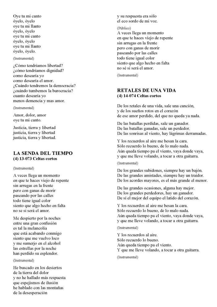 LA SOLIDARIDAD... Nº 8 Letras de canciones..._Página_36