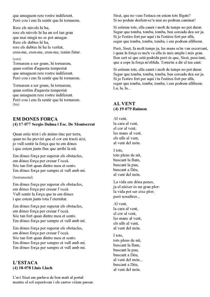 LA SOLIDARIDAD... Nº 8 Letras de canciones..._Página_38
