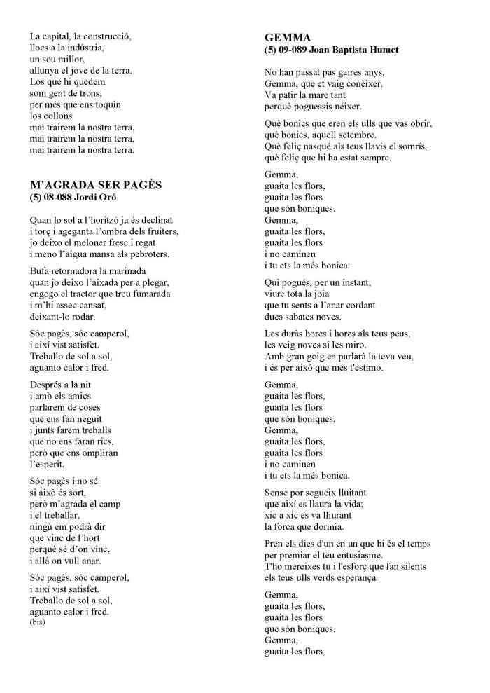 LA SOLIDARIDAD... Nº 8 Letras de canciones..._Página_42