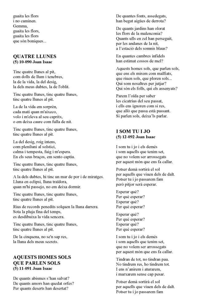 LA SOLIDARIDAD... Nº 8 Letras de canciones..._Página_43