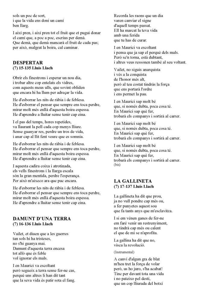 LA SOLIDARIDAD... Nº 8 Letras de canciones..._Página_61