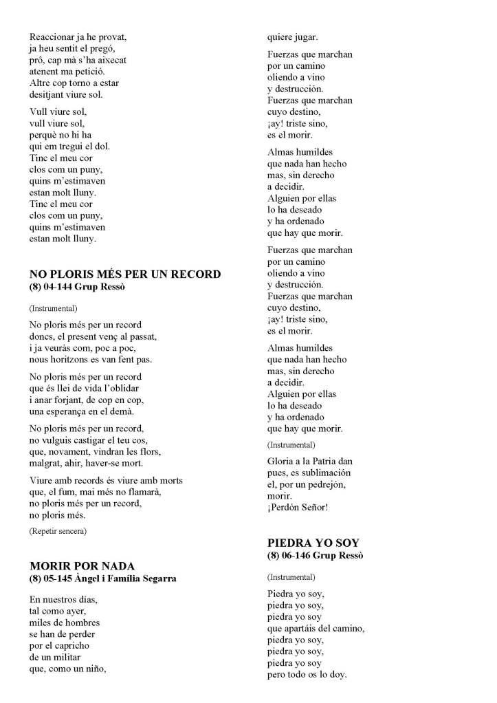 LA SOLIDARIDAD... Nº 8 Letras de canciones..._Página_65